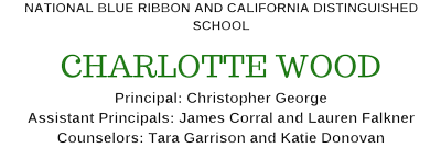 Charlotte Wood Middle School  Logo